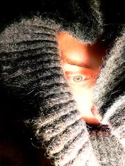 Fall/Winter 2005 (sjon) Tags: light selfportrait home me face sweater eyes top20fav