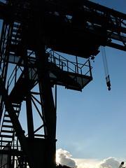 Bluesky Industrial (Magnus.) Tags: plangemhle dsseldorf cogs oxidized metal junky junkyard abandoned twisted heavy oxidizedmetal