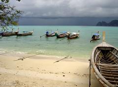 Phi Phi Island - Thunderstorm