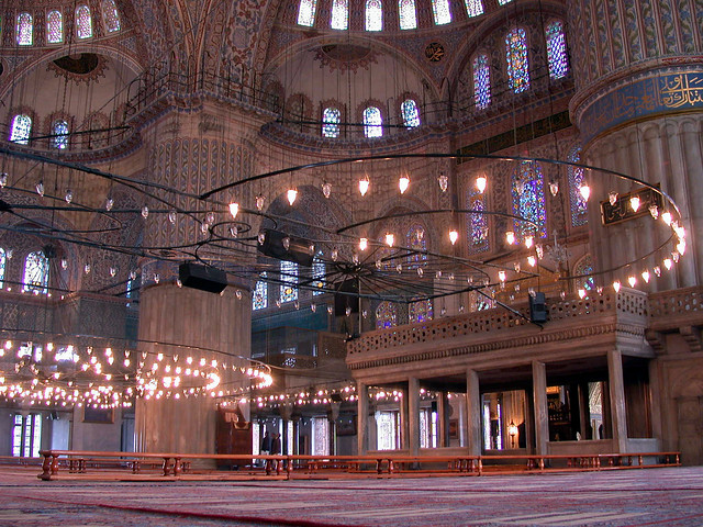 Sultan Ahmet Camii  --   Istanbul