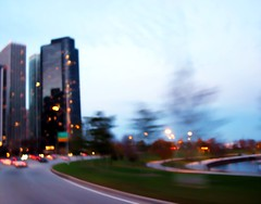 lsdblur (lobstar28) Tags: chicago illinois blurry driving lakeshoredrive lsd il chicagoil lakepointetower