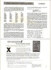 Interface p9 (ajpegg) Tags: computer pc 1981 uk magazine zx80 zx81 acorn atom software