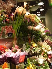 Florist in Ginza (Silly Jilly) Tags: tokyo japan