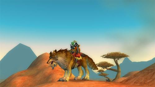 agirra's wolf