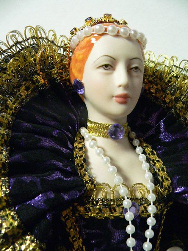 queen elizabeth 1 portrait. Queen Elizabeth I by Evelt of