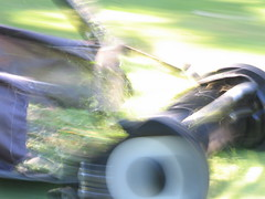 Lawn Mower Motion