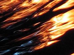 fire and water - 鵜飼の篝火 (birdfarm) Tags: fire water reflection fishing tradition 日本 nagarariver river ukai gifu cormorant 鵜飼 篝火 鵜 岐阜 長良川 伝統 badge