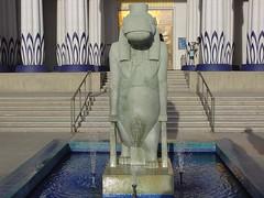 water fountain (mysticazian04) Tags: egypt pyramid nefartiti tombs hammurabi musuem