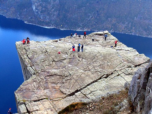 Norway - Pulpit Rock - (Set) · Whatever the weather (Group)