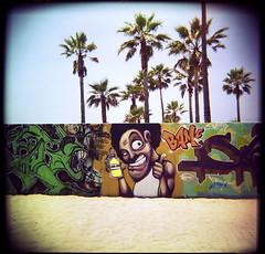 holga. venice graffiti pit. 2002. (eyetwist) Tags: ocean california 2002 venice 120 film beach analog mediumformat square graffiti la losangeles holga los pacific angeles toycamera ishootfilm plasticfantastic socal boardwalk venicebeach analogue vignette westla plasticcamera thepit 90291 emulsion graffitipit angeleno top20holga eyetwist zip90291 holgaography holgaheads laholga contactforstockusage thisimagemaybeavailableforlicensecontactformoreinfo losangelesonemulsion wstla