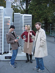 art (d-day) Tags: trevor anna ed anomalies newyork newyorktrip manhattan