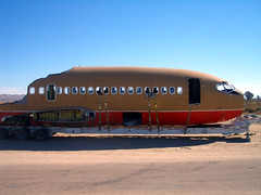 Southwest on the half shell (Telstar Logistics) Tags: ruins aircraft boneyard elmirage aviationwarehouse jetsetruin jetsetruins