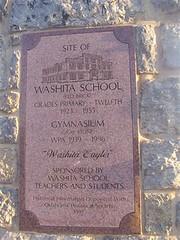 Washita School