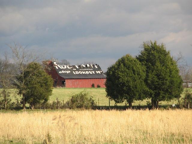 Rock City Barn, Bedford Co., TN