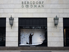 Window Dressing (|Shrued) Tags: nycpb bergdorfgoodman window windowdresser