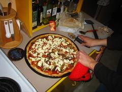 Jessica's pizza