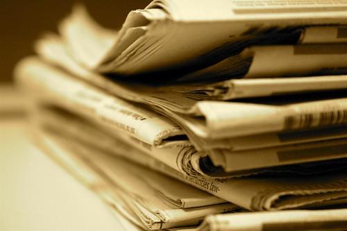 Old news by jasondevilla, on Flickr