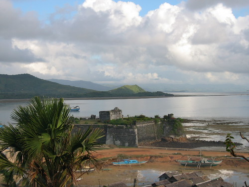 spanish fort in palawan 02
