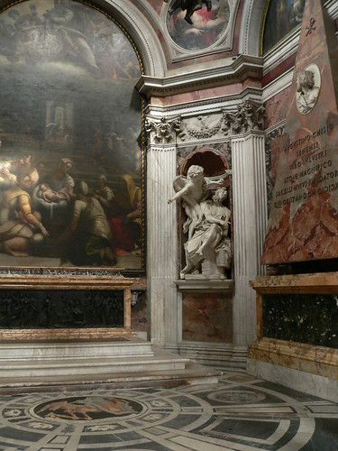 The Chigi Chapel