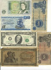 Foreign Banknotes 2