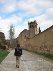 img_1103.jpg (cmrowell) Tags: espaa spain petra monastery segovia spain2002 castillayleon elparral backpackpurse