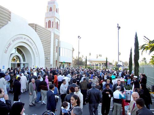 Eid al-Adha at IIOC, Jan. 10, 06