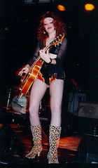 The Cramps (Cunning Stunt) Tags: music rock punk live garage livemusic band commodore onstage poisonivy cramps thecramps rockrgirls