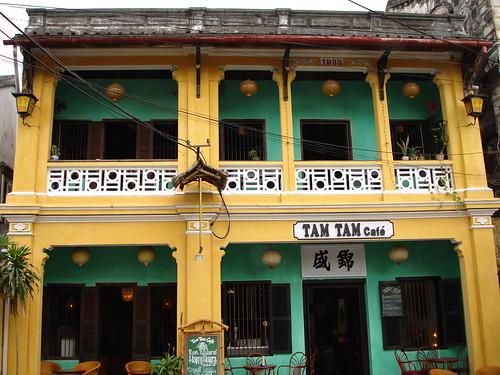 Tam-Tam Cafe Hoi An Vietnam