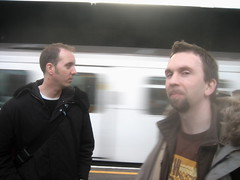 Richard and Andy
