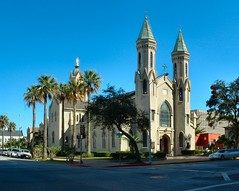 St. Mary's Cathedral Basilica () Tags: galveston church saint st island catholic texas cathedral roman basilica mary houston stmary galvestonisland stmarys saintmary diocese archdiocese archdioceseofgalvestonhouston