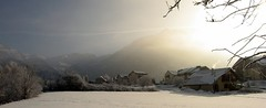 winterly landscape #1 (Pierre Metivier) Tags: winter wallpaper panorama mountain snow france alps topf25 topv2222 alpes wow 500v20f stitch topv1111 ancelle hautesalpes canons80