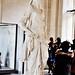 La belle voilée du Louvre