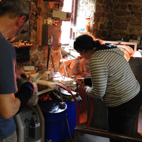 Glassblowing Experience Days - April 2015