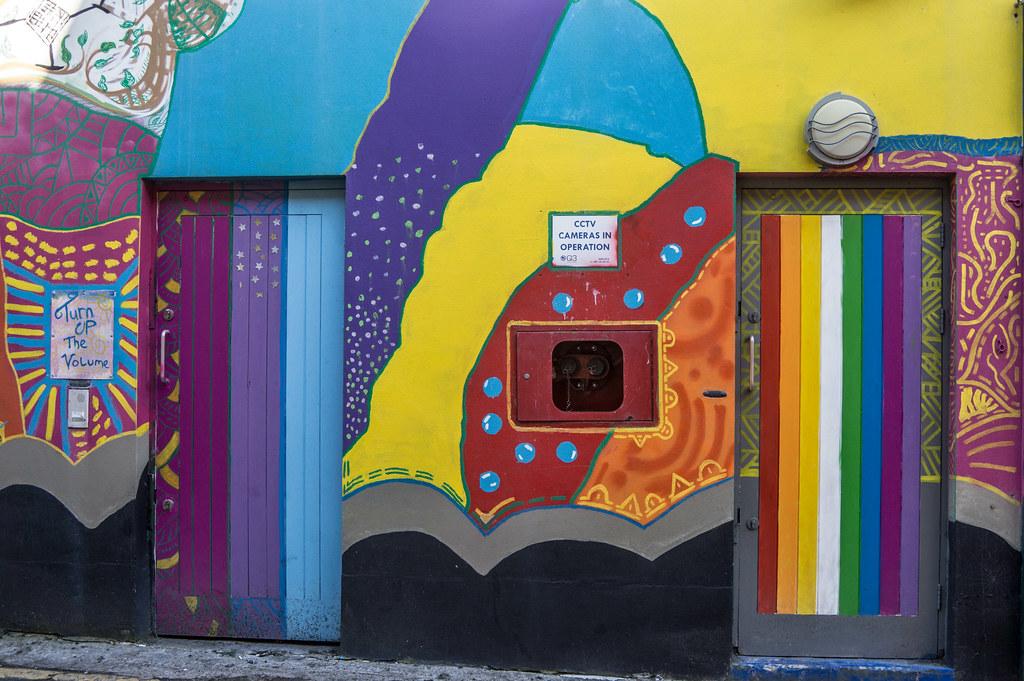 STREET ART [LIMERICK] REF-105099