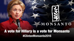 Hillary-Clinton-Monsanto-2016 (tomwoods47) Tags: orange toxic bride breast clinton suicide cancer agent maker kidney gmo banned roundup monsanto herbicide necrosis hilliary glyphosate frankenfoods emailgate