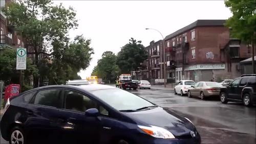Quebec EMS Ambulance Responding