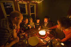 _MG_5634-60 (k.a. gilbert) Tags: birthday party cake marie riley lucy candles kevin andrew birthdayparty indoors peter torch handheld inside fullframe 116 propane yulia uwa tokina1116mmf28 canon5dc
