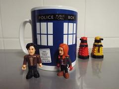 Mugshot Monday 26 (Paranoid from suffolk) Tags: cup mug mugshot drwho minifigs tardis monday daleks 2015 minifigures characterbuild amypond