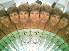 Retrato caleidoscópico de María Ángeles. (eustoquio.molina) Tags: portrait mujer retrato caleidoscopio