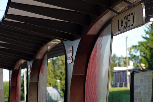 Lagedi raudteejaam