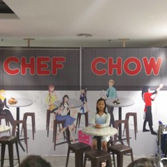 Chef Chow is in the house!