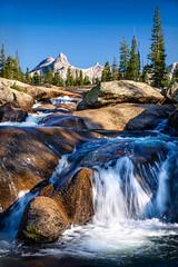 Unicorn Peak from the Tuolomne River (CJ Glynn) Tags: california unitedstates northamerica yosemitenationalpark