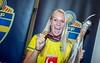 Winner, U19 (pellephoto) Tags: girls woman gold israel spain sweden stockholm soccer fotball stina f19 teamsweden tjejer vinnare landslaget smallmedia winenrs emguld stinablackstenius emhjälte blackstenius