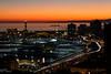 Veduta dal Castello D'Albertis (mauribardi) Tags: lanterna genova tramonto sunset sky colori faro view canon canon100d sopraelevata scieluminose