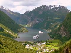Geirangerfjord (Far lang) Tags: geirangerfjord norwegen landschaft