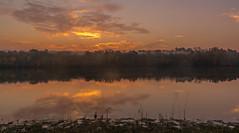_DSC0293 (johnjmurphyiii) Tags: 06416 autumn clouds connecticut connecticutriver cromwell dawn originalnef riverroad sky sunrise tamron18270 usa johnjmurphyiii