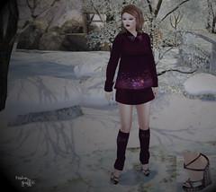 ~260~ Winter Now (αиα ¢αραℓιиι) Tags: secondlife fashion maitreya akeruka pinkfuel magika ikon lagazzaladra on9 basta rebelhope eastore slackgirl verocity