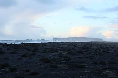 Reynisfjara (fordc63) Tags: iceland travel basalt lava seastacks sea sand blacksand ocean