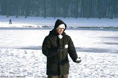 Winter (Natali Antonovich) Tags: winter sweetbrussels brussels portrait snow frost nature mood concentration christmasholidays christmas tervuren belgium belgique belgie