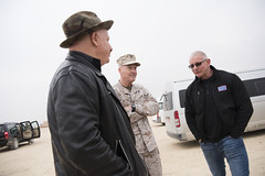 161225-D-PB383-032 (Chairman of the Joint Chiefs of Staff) Tags: 19thcjcs generaldunford joedunford chairman jointstaff marines josephfdunfordjr josephfdunford usmc marinecorps uso andrewsairforcebase